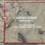 Residential Subdivision For Sale - 141.158 Acres / 333 Lots